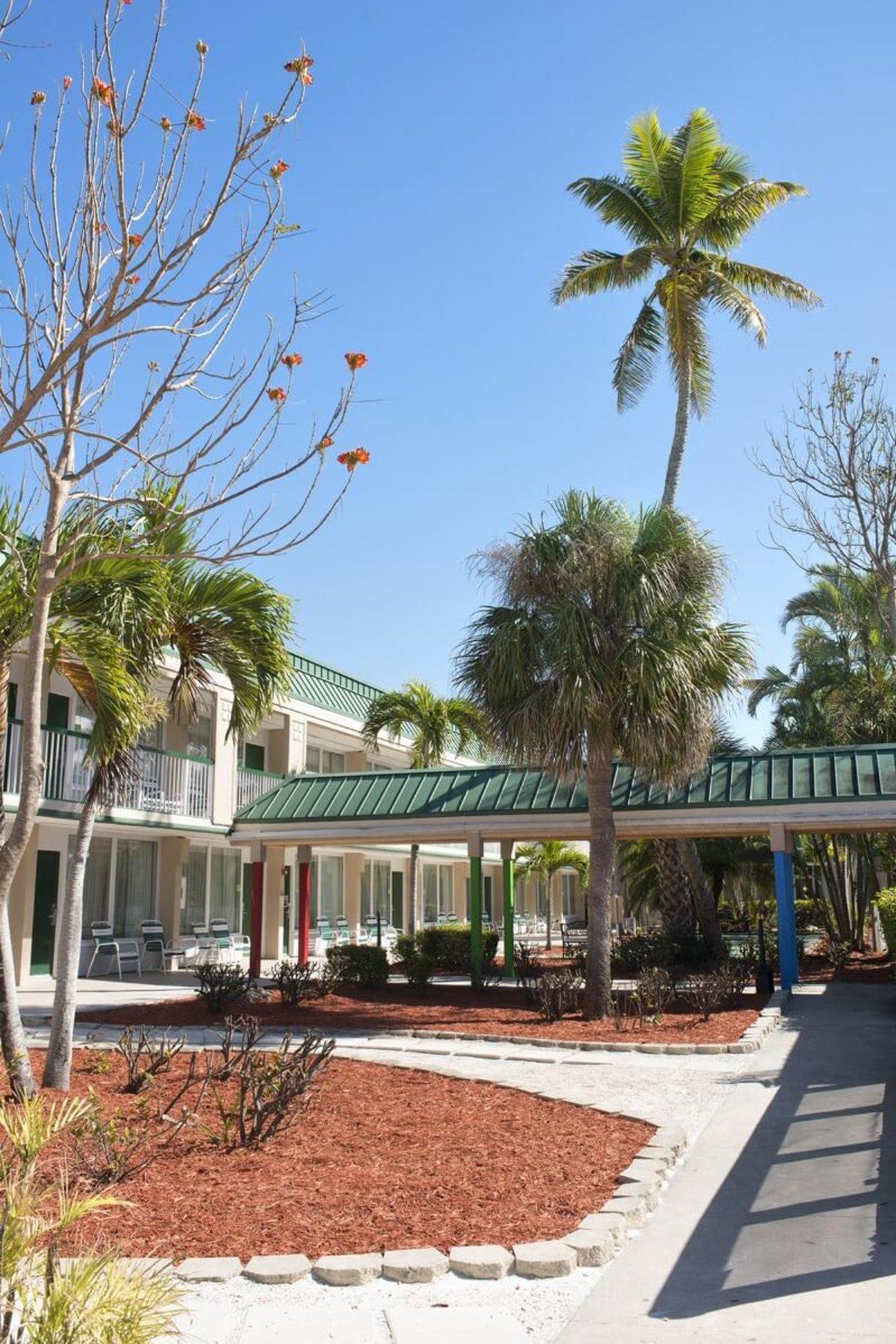 Wyndham Garden Hotel Ft Myers Beach Fort Chamber