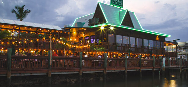 Waterfront Outdoor Dining Fort Myers Beach Chamber