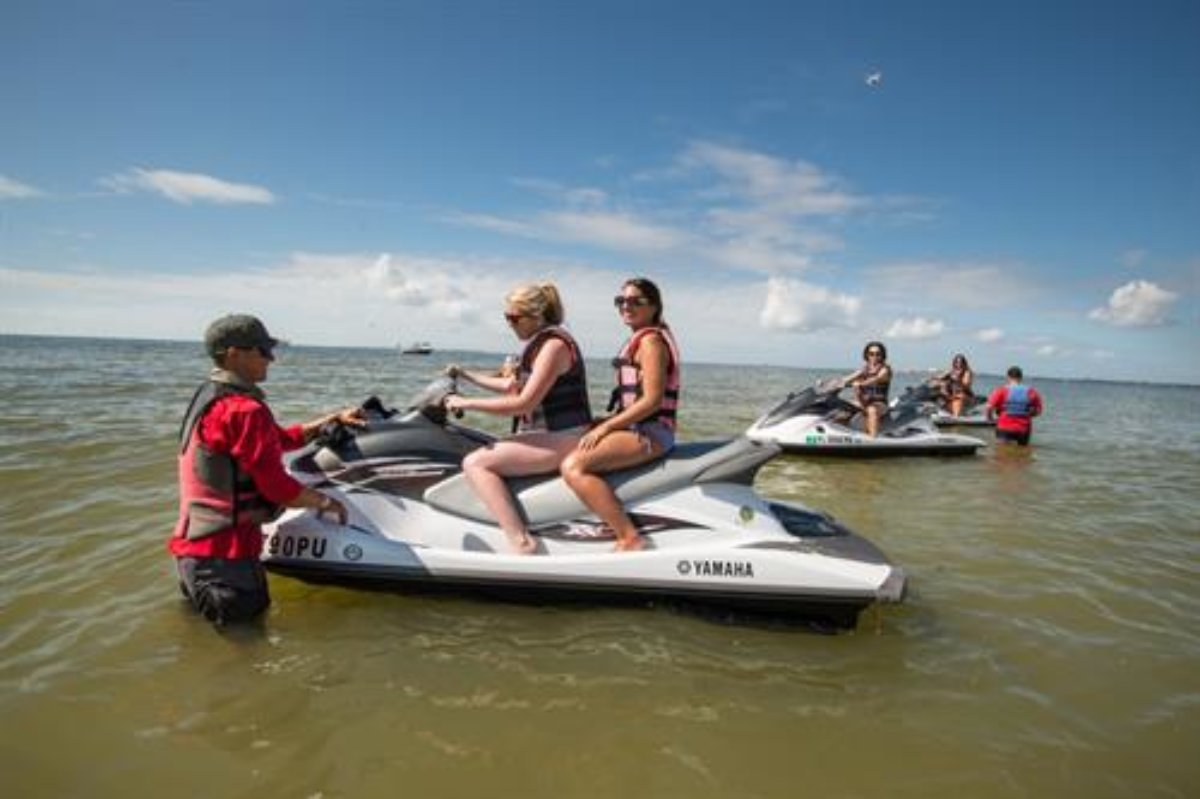 Fort Myers Beach Waverunner Dolphin Tour