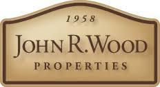Logo for John R. Woods Properties.