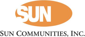 Logo for Sun Communities.