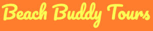 Logo for Beach Buddy Tours, a private boat tour company on Fort Myers Beach.