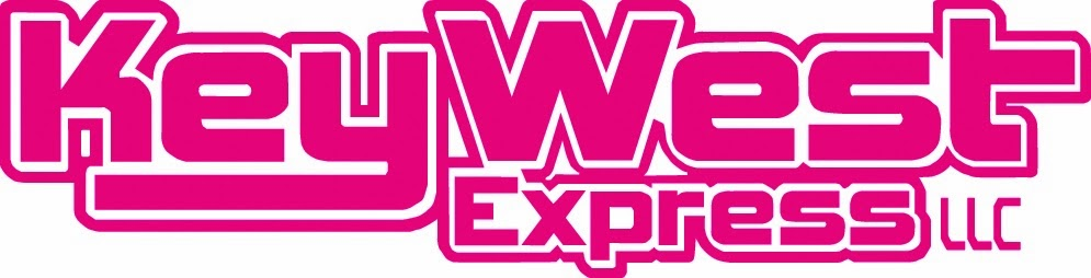 Logo for Key West Express, a ferry between Key West and Fort Myers Beach.