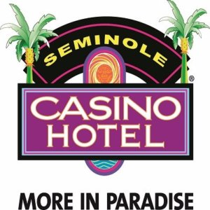 Logo for the Seminole Casino Hotel in Immokalee, FL