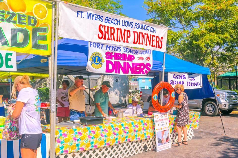 Shrimp Festival 2020.Fort Myers Beach Shrimp Festival Celebrating Our Shrimp