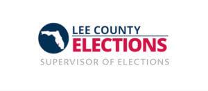 Logo for Lee County Elections