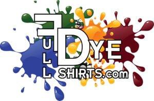 Fulldyeshirts.com logo.
