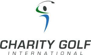 Charity Golf International Logo.