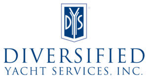 Diversified Yacht Services Logo.