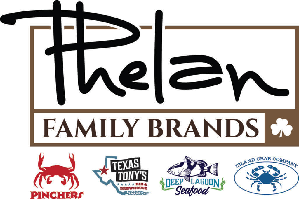 Logo for Phelan Family Brands.