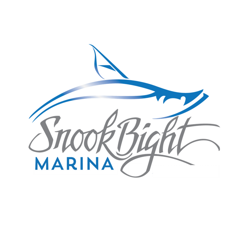 Logo for Snook Bight Marina.
