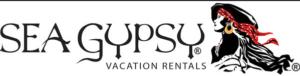 Sea Gypsy Vacation Rentals logo.