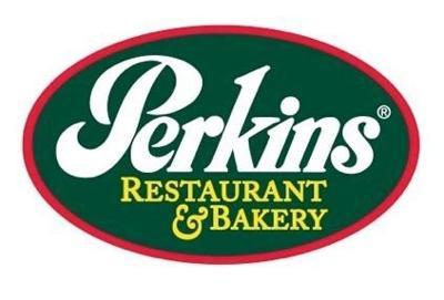 Logo for Perkins Restaurant and Bakery.