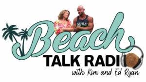 Log for Beach Talk Radio with Kim and Ed Ryan.