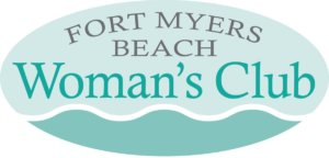 Fort Myers Beach Woman's Club logo.