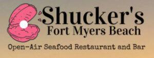 Shucker's Fort Myers Beach Open-Air Restaurant & Bar.