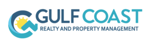 Logo for Gulf Coast Realty & Property Management.